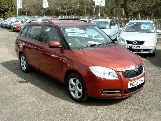 2008 skoda fabia 1 4 tdi pd 80 2 in gloucester gloucestershire gumtree. Black Bedroom Furniture Sets. Home Design Ideas