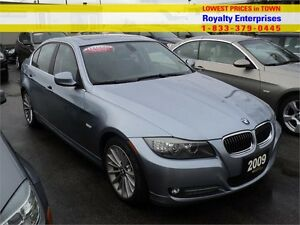 2009 BMW 3 Series 335d LEATHER ,SUN ROOF DIESEL