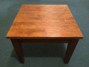 URGENT SALE - SQUARE COFFEE TABLE Villawood Bankstown Area Preview
