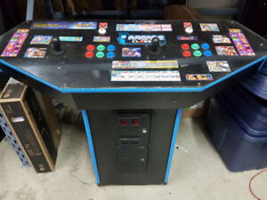 SALE   645 Arcade Games in one Arcade stand coin op or FREE PLAY
