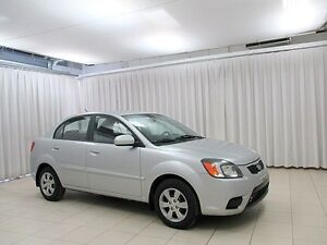 2010 Kia Rio LX CONVENIENCE 5SPD SEDAN w/ HEATED SEATS & BLUETO