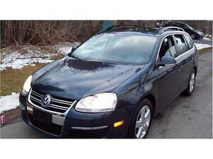 2009 Volkswagen Jetta Wagon AUTO,80KKM,SUNROOF,ALLOY,,CER$10475