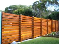 Experienced fence and deck painter available!