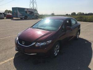 2014 Honda Civic Sedan LX *Htd. Seats