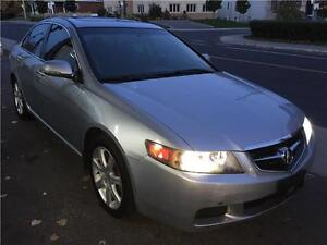 2004 Acura TSX AUTOM-CUIR-TOIT-Dem.dist-Tire hiver SPECIAL 4450$