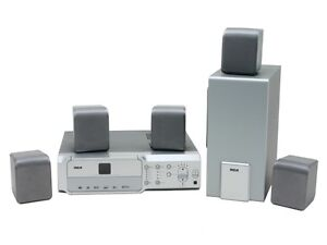RCA  5 Disc DVD Home Theater System