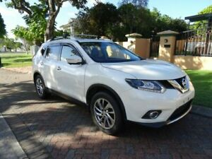 2014 Nissan X-Trail T32 TL (FWD) Ivory Pearl Continuous Variable Wagon Sunnybank Hills Brisbane South West Preview
