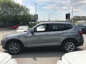 2013 BMW X3 28i-FULL-AUTO-MAGS-CUIR-TOITOUVRANT