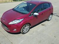 2010 FORD FIESTA ZETEC **CAT N REPAIRABLE NON STRUCTURAL**