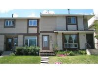 Townhouse for rent in NE Calgary