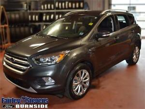 2017 Ford Escape Titanium $263 Bi-Weekly OAC