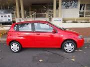2007 Holden Barina 4 door auto Wollongong Wollongong Area Preview