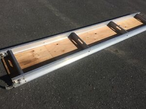 Scaffolding Aluminum Platforms, 10 ft for sale or rent Cornwall Ontario image 2