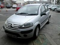 CITROEN C3...2008 08 PLATE..64K ONE OWNER FROM NEW