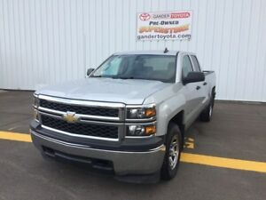 2015 Chevrolet Silverado 1500 4x4 Double Cab 6.6 ft box