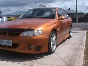 2000 Holden Commodore Sedan Sorell Sorell Area Preview