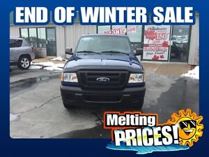 2011 Ford Ranger Super Cab 2X4