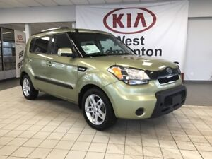 2011 Kia Soul 2u FWD 2.0L *CRUISE/CONTROLS ON STEERING WHEEL/A/C