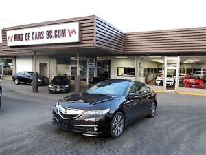 2015 Acura TLX SH-AWD Elite