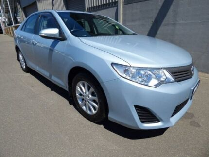 2013 Toyota Camry ASV50R Altise Blue 6 Speed Sports Automatic Sedan Burnie Area Preview