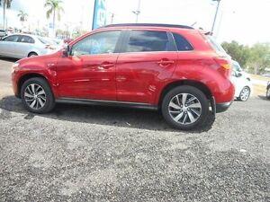 2014 Mitsubishi ASX XB MY15 XLS Red 6 Speed Sports Automatic Wagon Winnellie Darwin City Preview