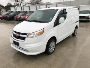 2017 Chevrolet City Express Cargo Van (Only has 500 kms)