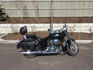 2002 Honda Shadow 750cc