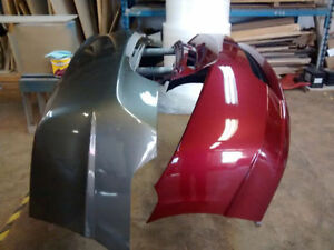 NEW HONDA CIVIC BUMPERS + FREE DELIVERY