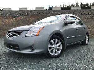 2012 Nissan Sentra 2.0 CVT