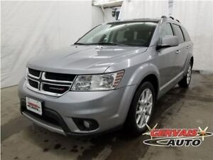 Dodge Journey R/T AWD 7 Passagers V6 Cuir MAGS 2016