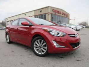2016 Hyundai Elantra SPORT, ROOF, CAMERA, BT, 39K!