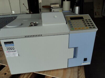 Perkin Elmer Autosystem Xl Gas Chromatograph With Manuals Books Accessories