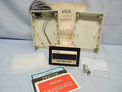 New Cole Parmer 8435-60 Digital Panel Meter Type-k Thermocouple Thermometer