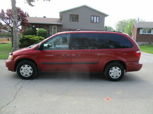 2007 Dodge Grand Caravan Stow n Go