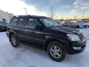 2008 Lexus GX 470 Premium-V8, Leather, Sunroof!!