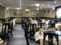 Restaurant/cafe to let comes with function/conference room plus 2 bedrooms staff rooms.Available Now