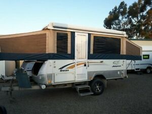 2010 Jayco Swan OUTBACK Eden Bega Valley Preview