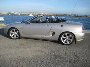 FIRE SALE!!! CAR NEEDS TO GO. 2000 M.G. MGF Coupe - ONE OF A KIND Fremantle Fremantle Area Preview