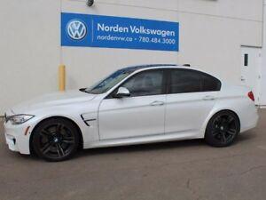 2015 BMW M3 Premium - Executive - 3M - No Accidents