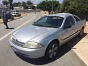 2000 FORD FALCON  AU 4.OLTR SUPERCAB UTE Bayswater Bayswater Area Preview