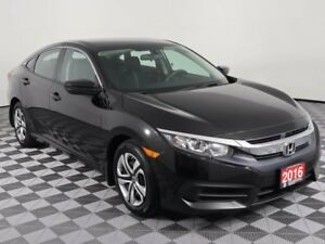 2016 Honda Civic Sedan One Owner/ Clean Carproof/ Market Price
