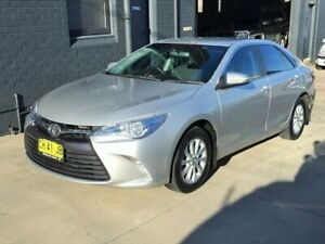 2016 Toyota Camry ASV50R MY15 Altise Silver 6 Speed Automatic Sedan Peakhurst Hurstville Area Preview