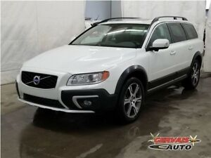 Volvo XC70 T6 Premier Plus AWD GPS Cuir Toit Ouvrant MAGS 2015