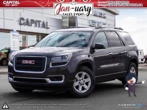 2015 GMC Acadia SLE AWD 8 PASSENGER SEATING REAR PARK ASSIST 46K