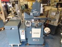 JONES & SHIPMAN 540P SURFACE GRINDER YEAR 1987 DRO