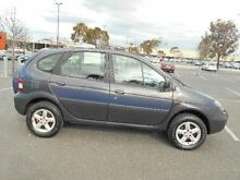 2002 Renault Scenic RX4 Privilege (4x4) Blue 5 Speed Manual Wagon Maidstone Maribyrnong Area Preview