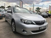 2008 Subaru Impreza G3 MY08 R AWD Silver 4 Speed Sports Automatic Hatchback Maidstone Maribyrnong Area Preview