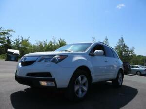 NAVIGATION! 2011 Acura MDX Tech Pkg 149$ BI WEEKLY OAC!