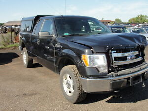 2013 Ford F-150 4X4 Pickup Truck