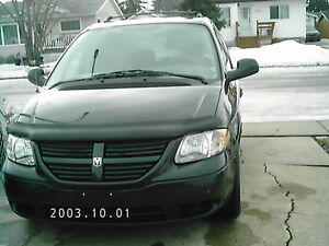2005 Dodge Caravan Minivan, Van  INSPECTION JUST DONE